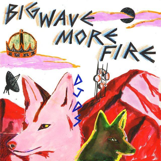 .@DJDODGERSTADIUM announce new album 'Big Wave More Fire' -- listen to 'I Heard' now https://t.co/G1HDkrYl5m https://t.co/ywpXBn4PmW