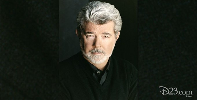 Happy Birthday to Disney Legend George Lucas.
