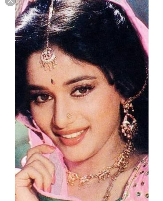Ram lakhan   . Happy Birthday Madhuri Dixit