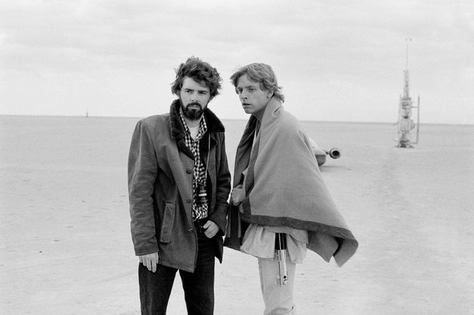 Happy Birthday to the bossest of bosses, George Lucas.