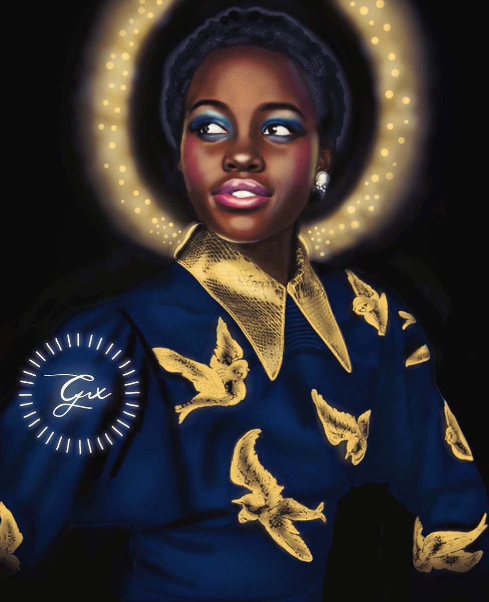 RT @Forever_Vicious: GhxstGoddess ✨ GhxstGod Gx Series: ???? Character: @Lupita_Nyongo  We Are Forever Vicious Forever https://t.co/jjo7qsMRON