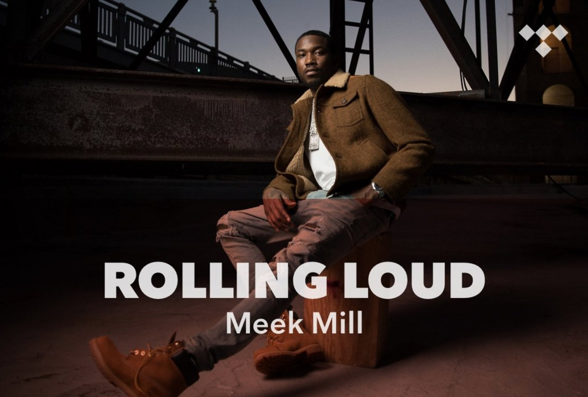 Meek Mill 2018 Rolling Loud Setlist https://t.co/vomB6YkoPa #TIDAL https://t.co/2sJ8ZSVmHu