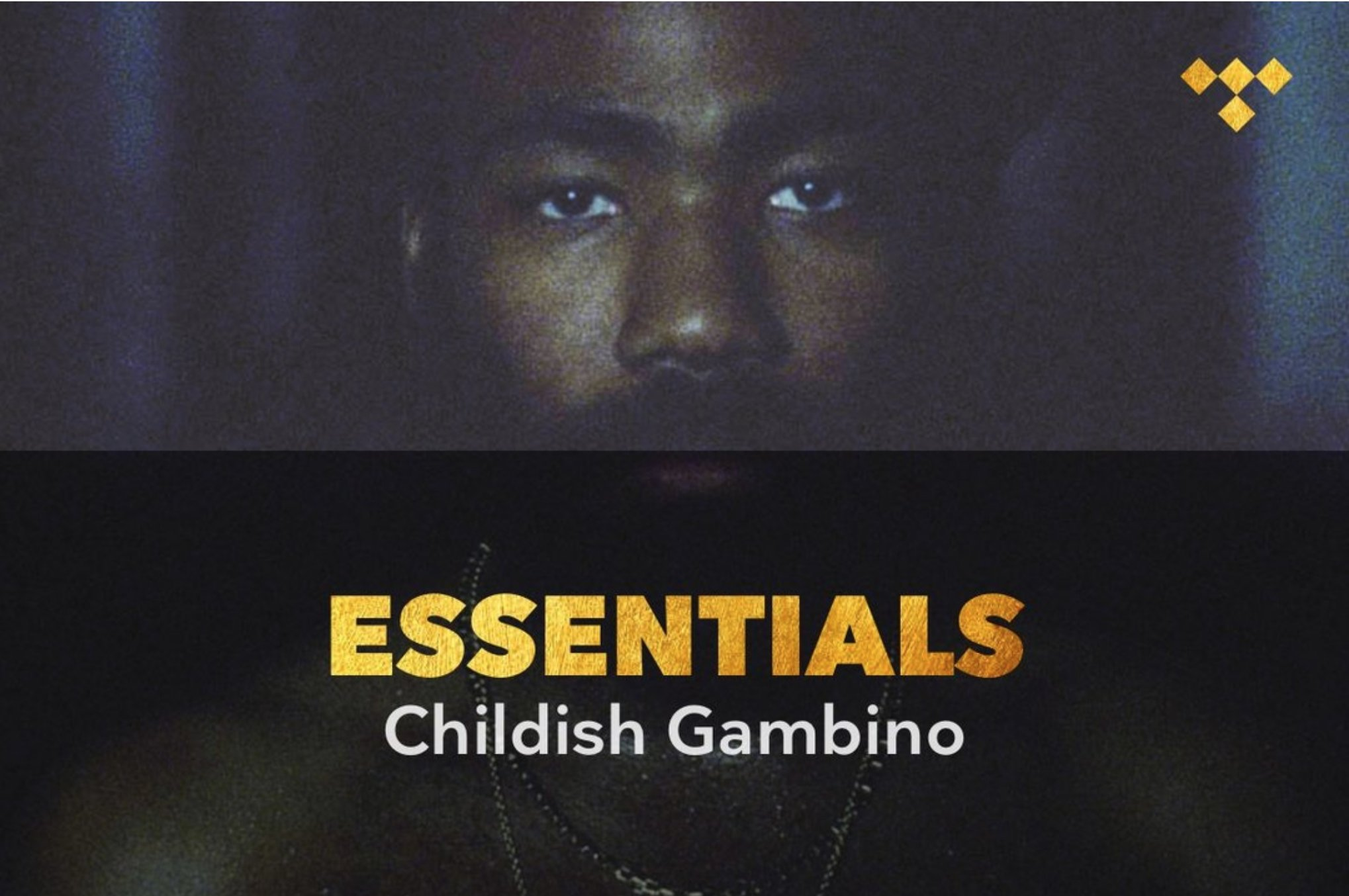 Childish Gambino Essentials https://t.co/TQphY7cx2Y #TIDAL https://t.co/LWAwSTtIYU