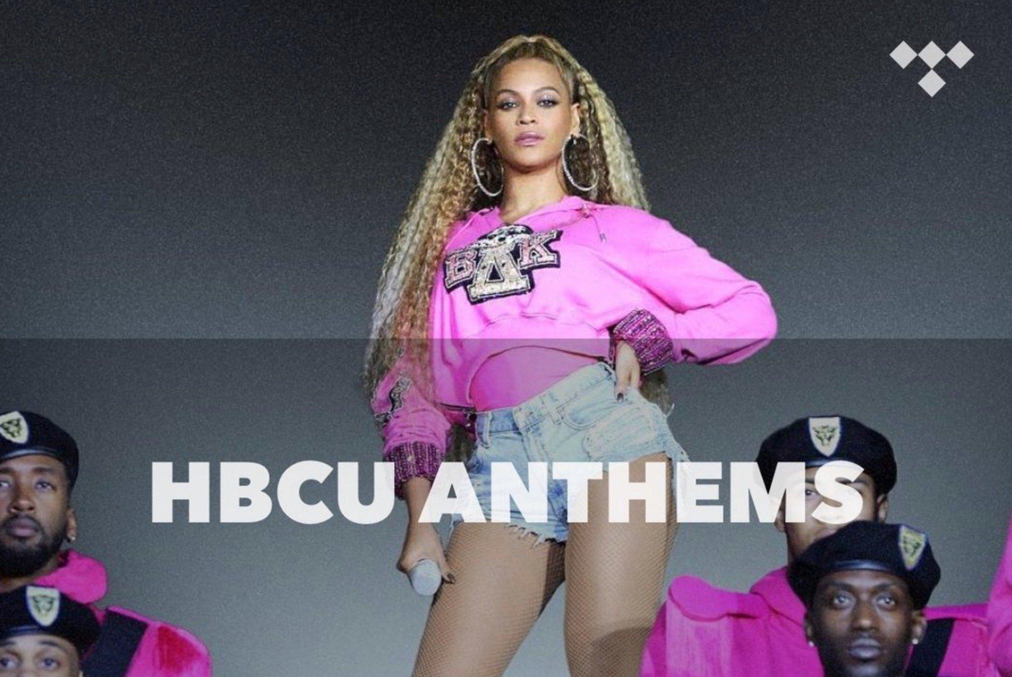 Classic playlist! HBCU Anthems https://t.co/W83ILdtvv1 #TIDAL https://t.co/R7MrzulVqK