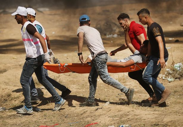 Jeremy Corbyn accuses Israel of 'flagrant illegality' on day of bloodshed https://t.co/uQtu8f8FT4 https://t.co/ZcoLU5DSmc