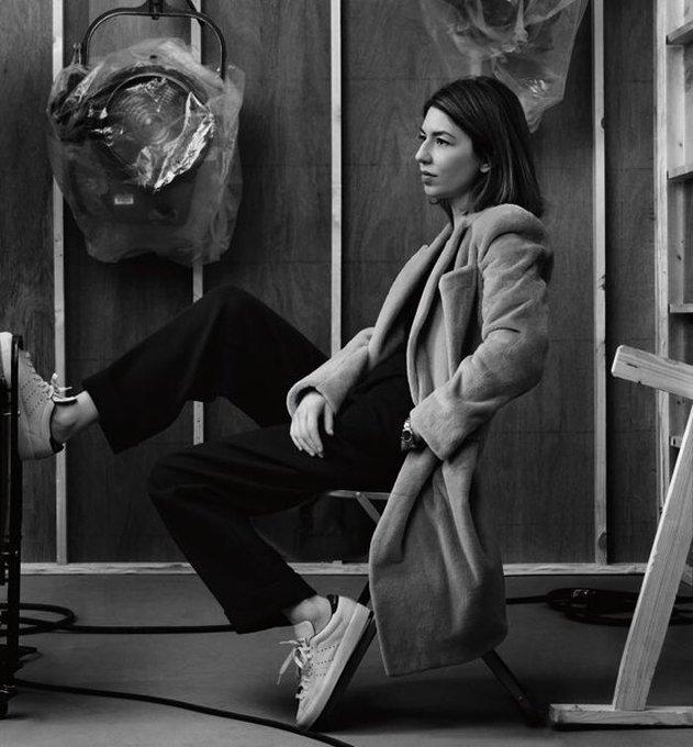 Happy birthday, Sofia Coppola.