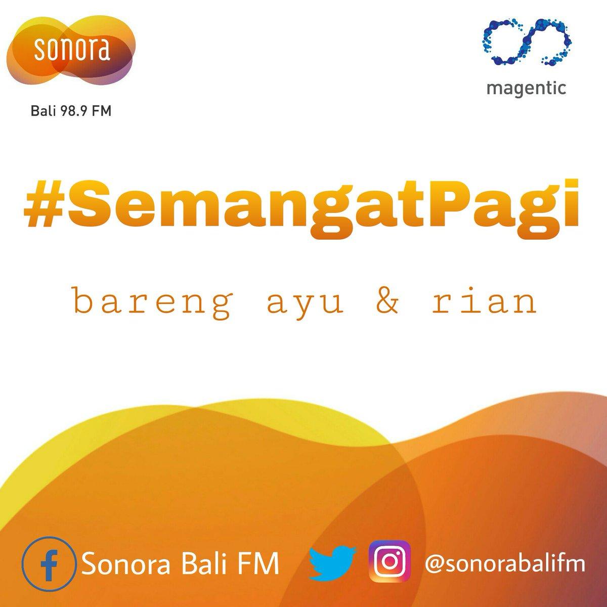 #SemangatPagi