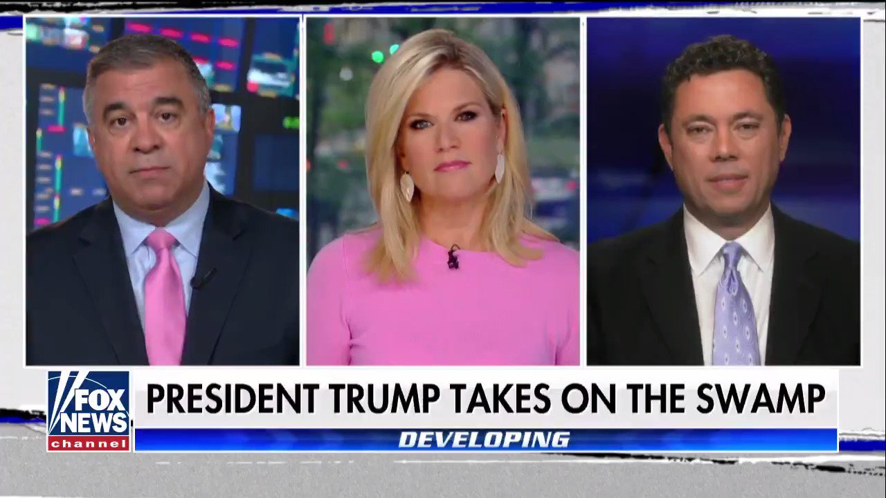 David Bossie: '[@POTUS] believes in good government. He just doesn't believe in bloated government.' #TheStory https://t.co/I50gmcEKun