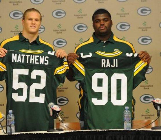 Happy Birthday to 2009 first round pick Clay Matthews