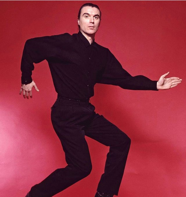 Happy BDay to the amazing, talented and sweet David Byrne!