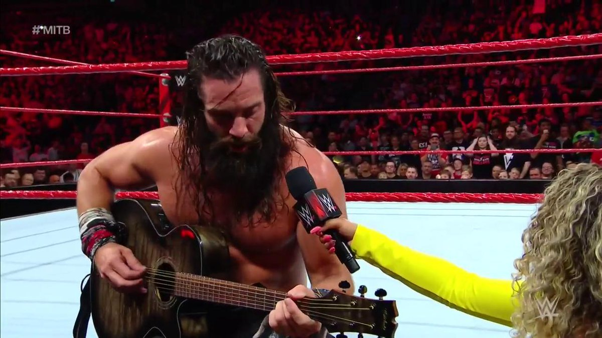 WWE IAmEliasWWE