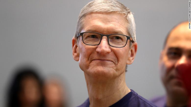 Apple's Tim Cook urges Duke graduates to think hard about data privacy