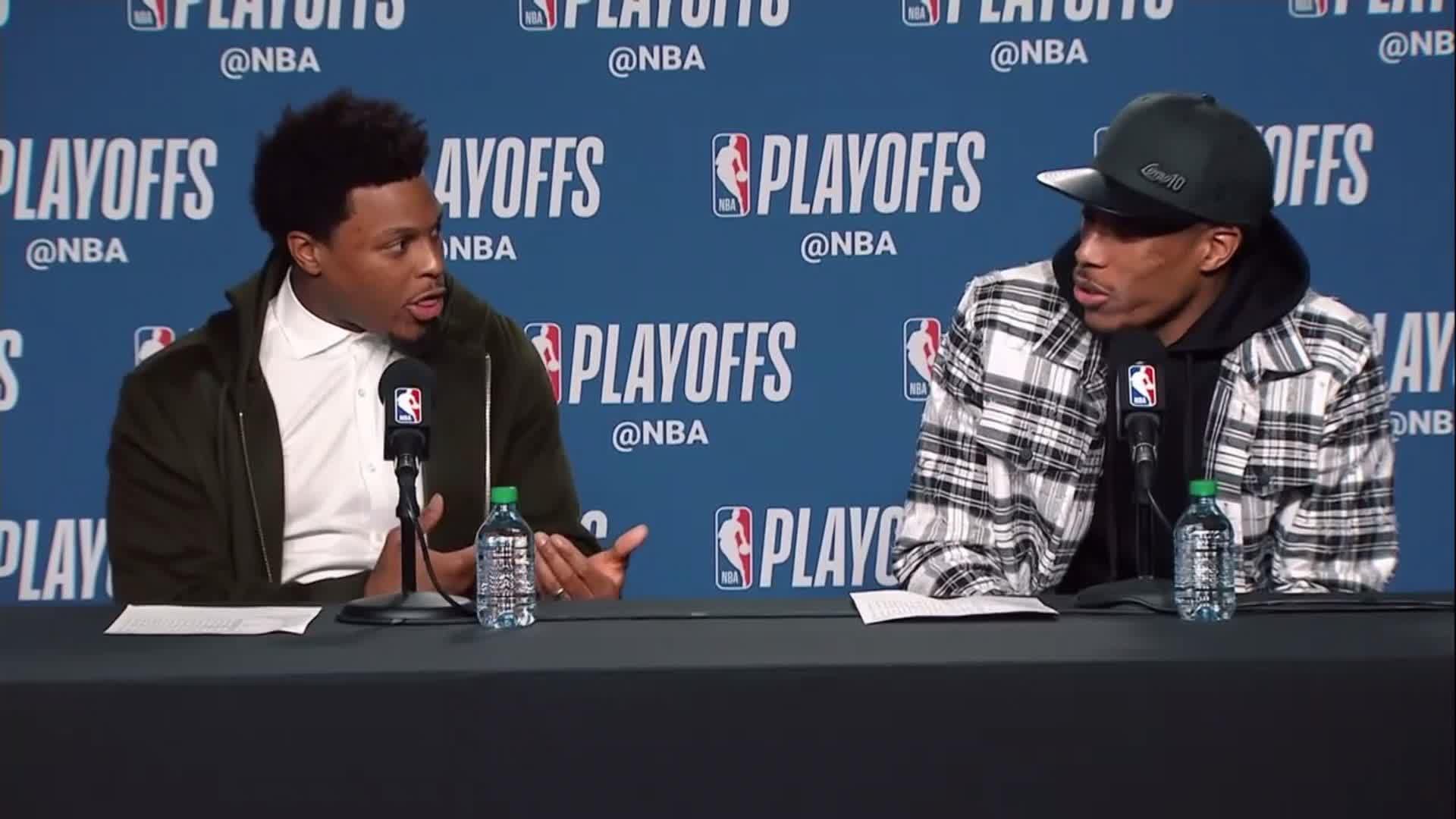 ��⬆️  The best soundbites from the #NBAPlayoffs! https://t.co/BgkInNfYQS