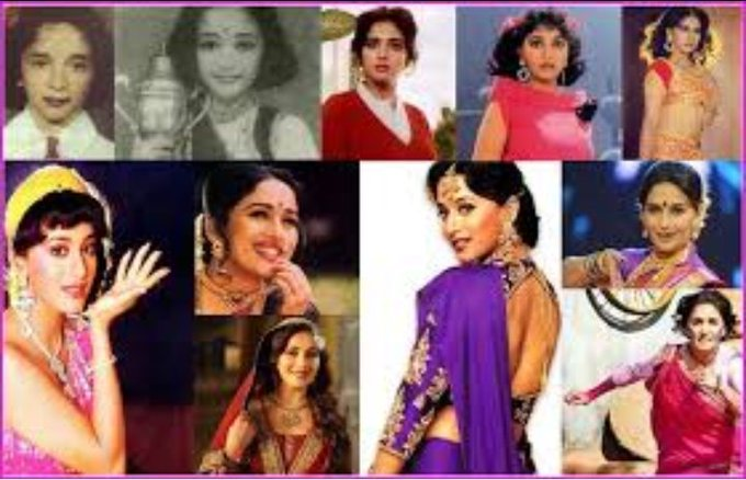 Happy Birthday to the DREAMY GIRL  of Bollywood Madhuri dixit