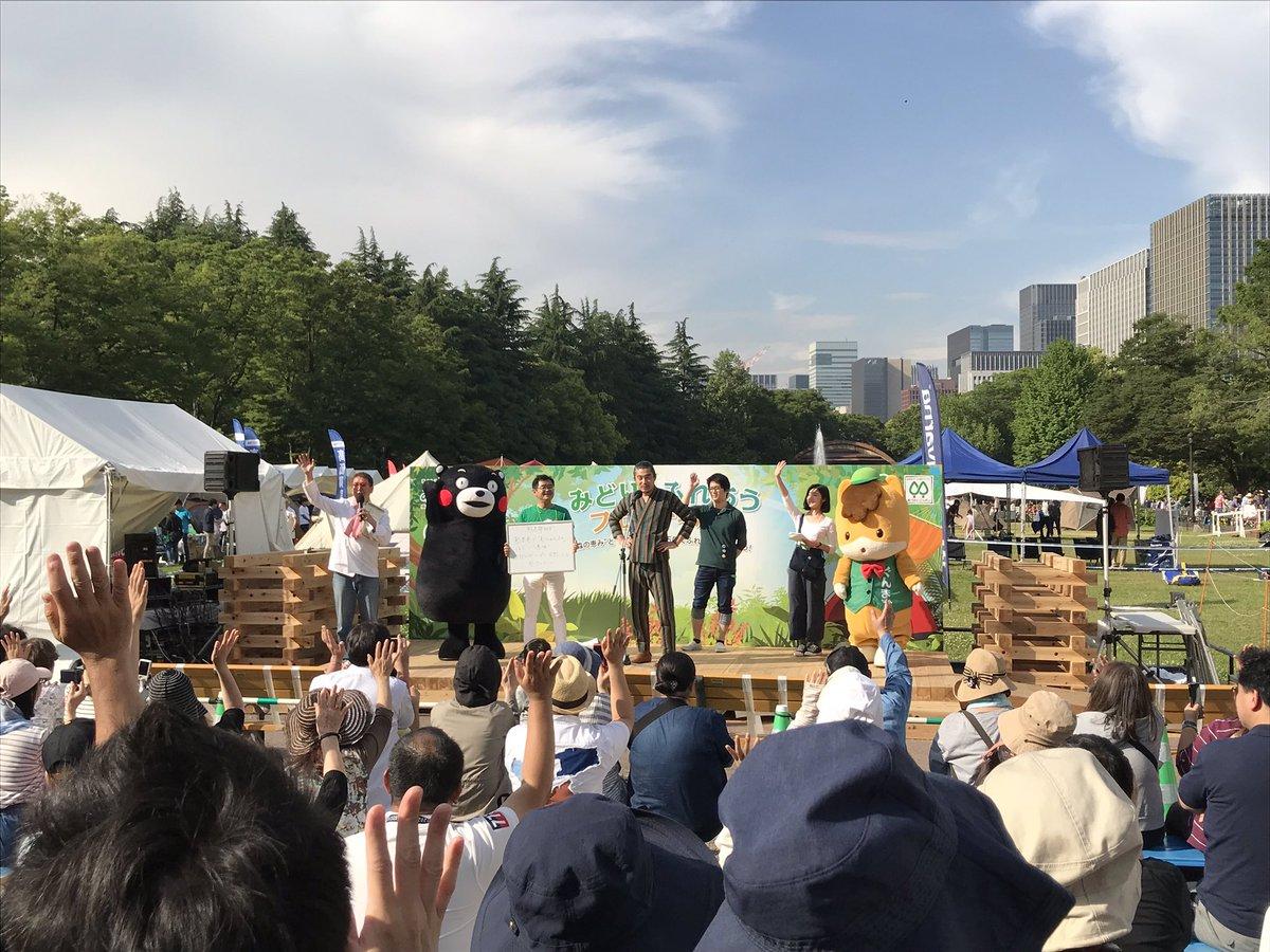 山作戦さんや熊本弁ネイティブの会の方と熊本のよかとこばPRしたモン!みんなの熊本城もたいぎゃむしゃん