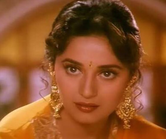 happy birthday to my all time favourite Madhuri Dixit G