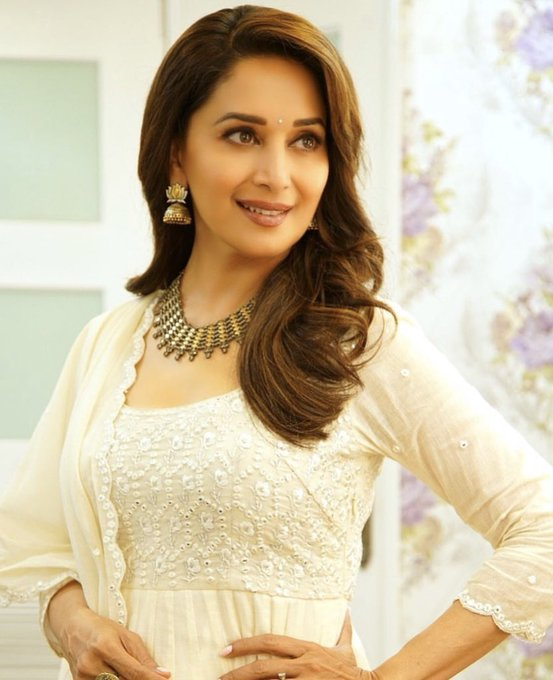 Happy Birthday to Madhuri Dixit, who ruled the hearts of Hindustan