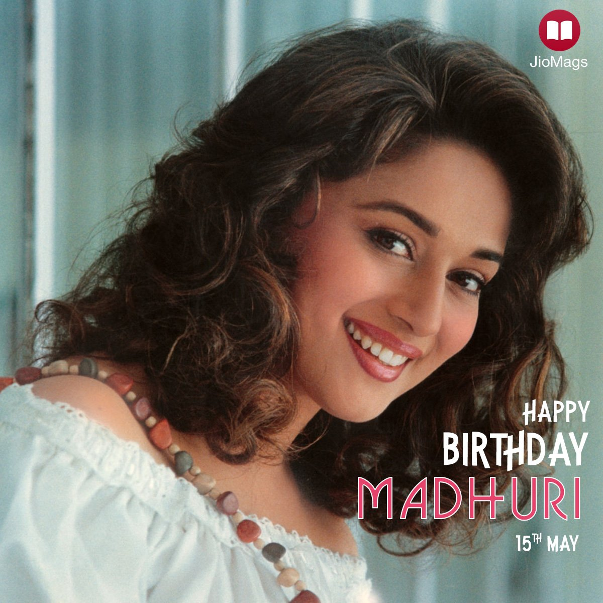 Wishing the gorgeous and talented Madhuri Dixit a very happy birthday!
