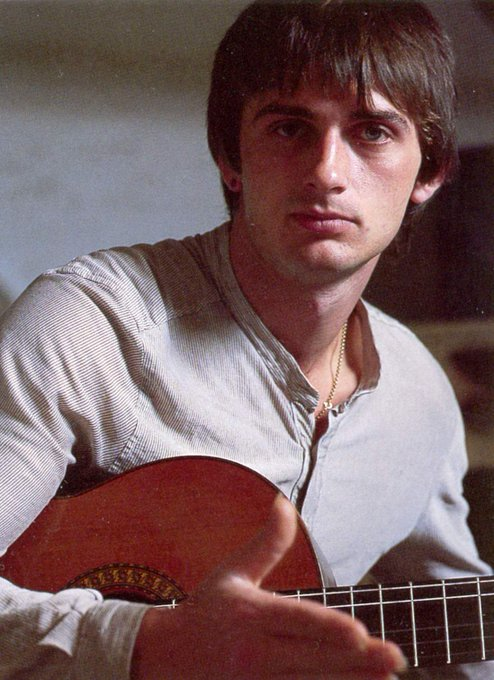 Mike Oldfield (Michael Gordon Oldfield) Birth 1953.5.15 Happy Birthday
