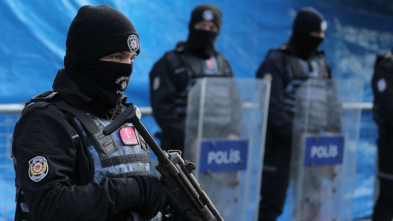 Turkish police detain 54 suspected ISIS members in Istanbul