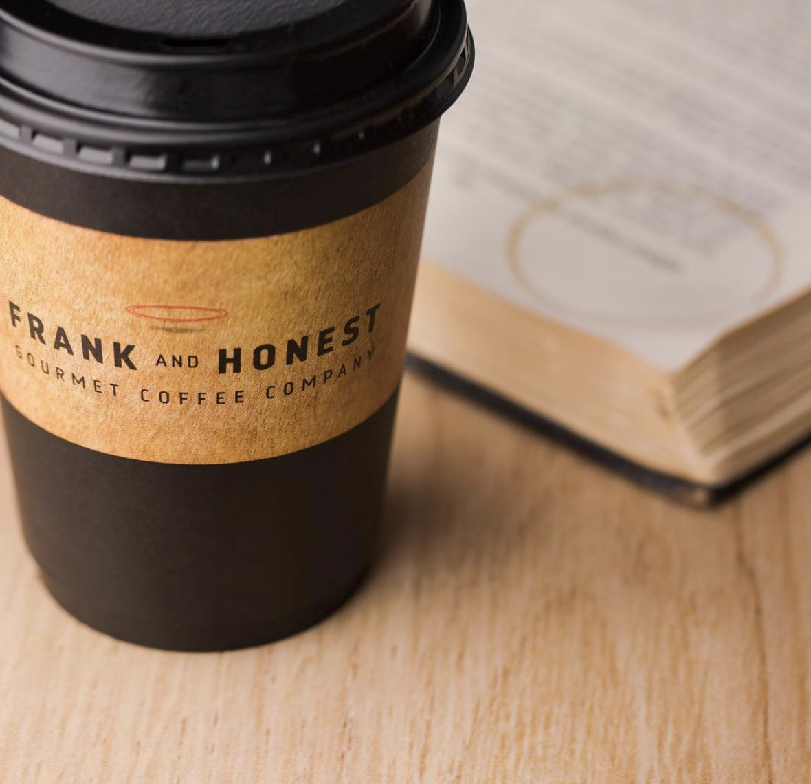 #BeMoreFrankAndHonest, you're more into classic coffee than classic literature. https://t.co/fwz67wBnAF