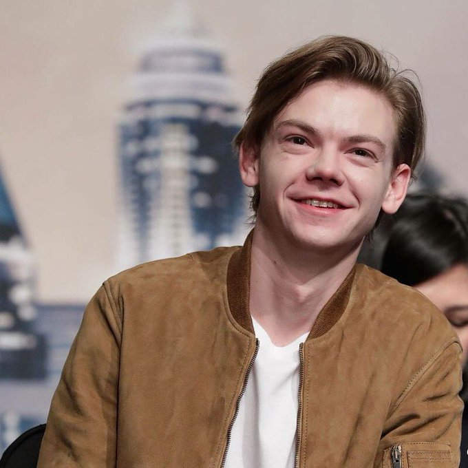 HAPPY 28TH BIRTHDAY THOMAS BRODIE-SANGSTER