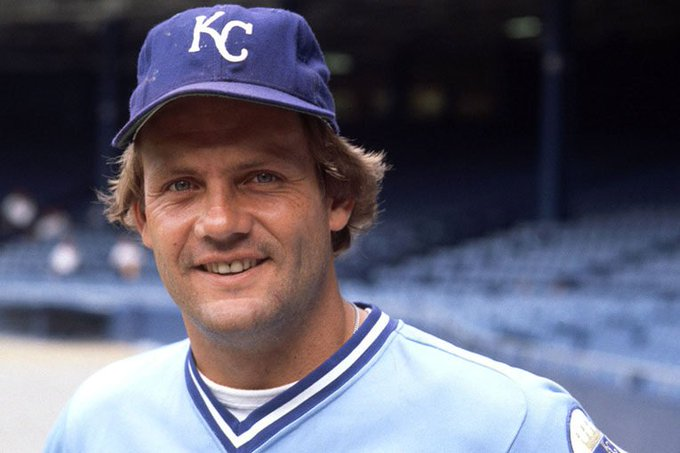 Happy 65th Birthday to the greatest Royal of all-time, George Brett!
