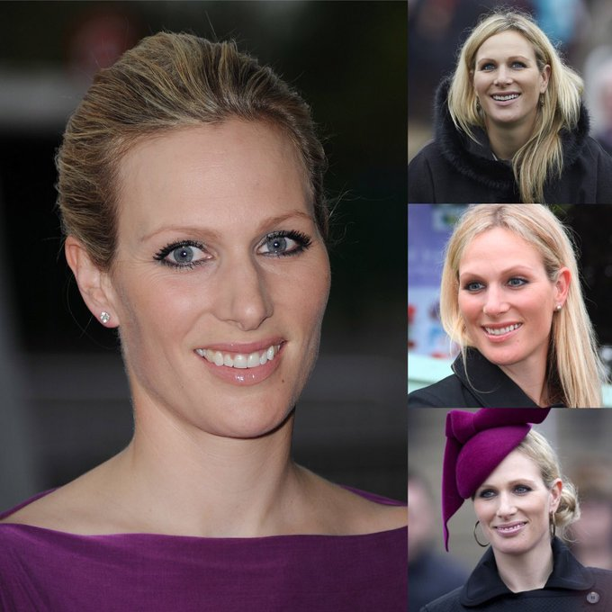 Happy 37 birthday Zara Phillips. Hope that she has a wonderful birthday.
