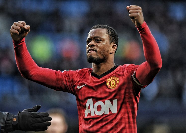 Happy 37th Birthday, Patrice Evra!