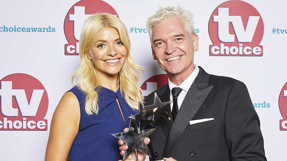 The voting is now OPEN for The TV Choice Awards 2018
