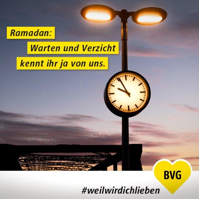 RT @BVG_Kampagne: Gesegneten Ramadan allerseits! https://t.co/zuBjZh4oy0