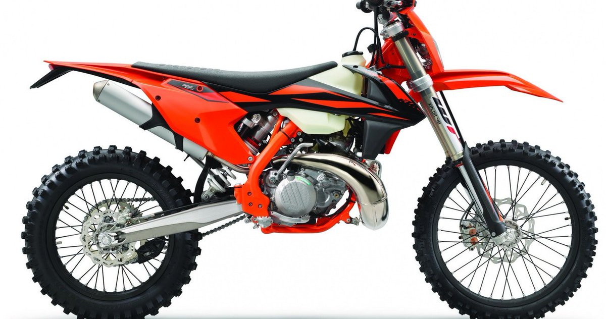 2019 exc-f and xc-w