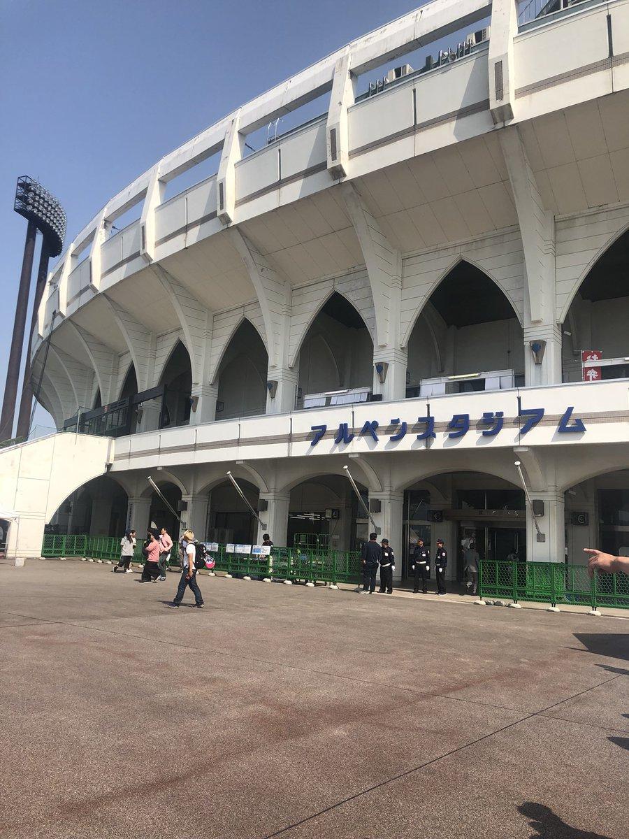ロッテ戦観戦終了 オリックスに惨敗だったけど楽しかった 富山駅に戻ってブラックラーメンで晩飯 これかは夜行バスで東京へ0泊3日の弾丸トンボ帰り さらば富山 https://t.co/iGk3ICP7DM