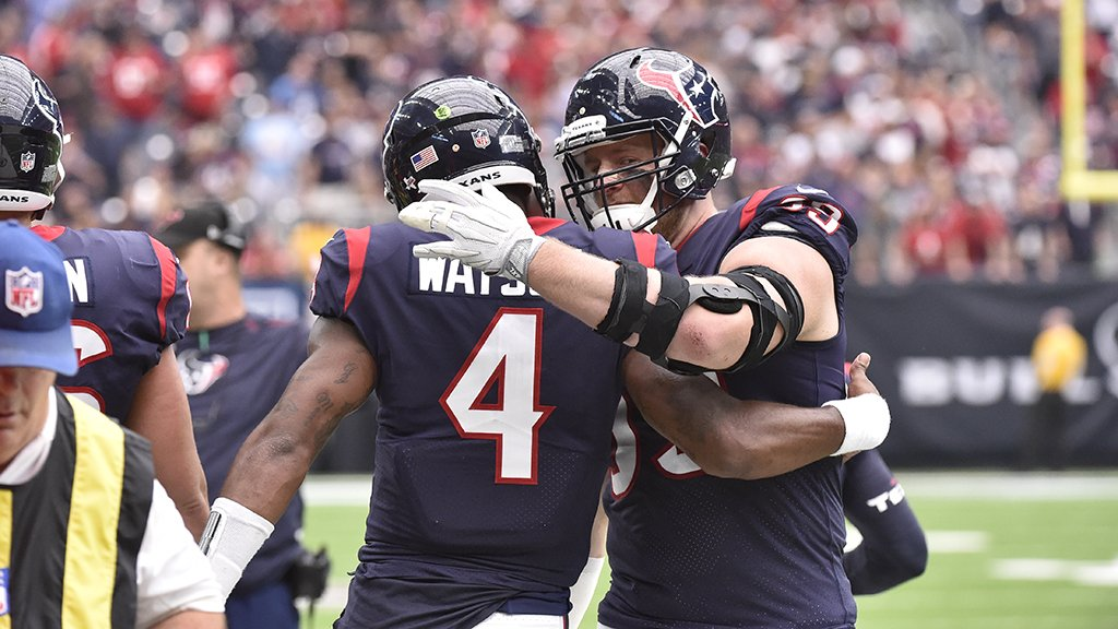 QB Deshaun Watson and DE J.J. Watt are 'right on schedule' in their rehab from injury.  ��: https://t.co/GdwFyPlBdG https://t.co/u7B0WVMocI