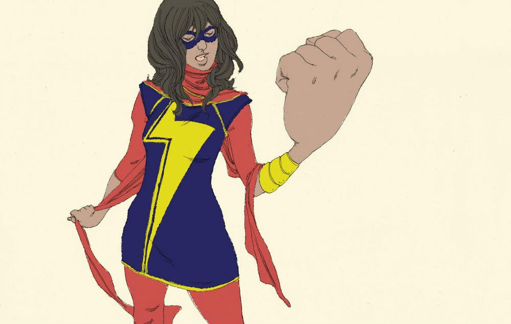 Marvel's first muslim superhero Ms Marvel is set to join the cinematic universe https://t.co/apmtkIQd28 https://t.co/ehZuXjnWWV