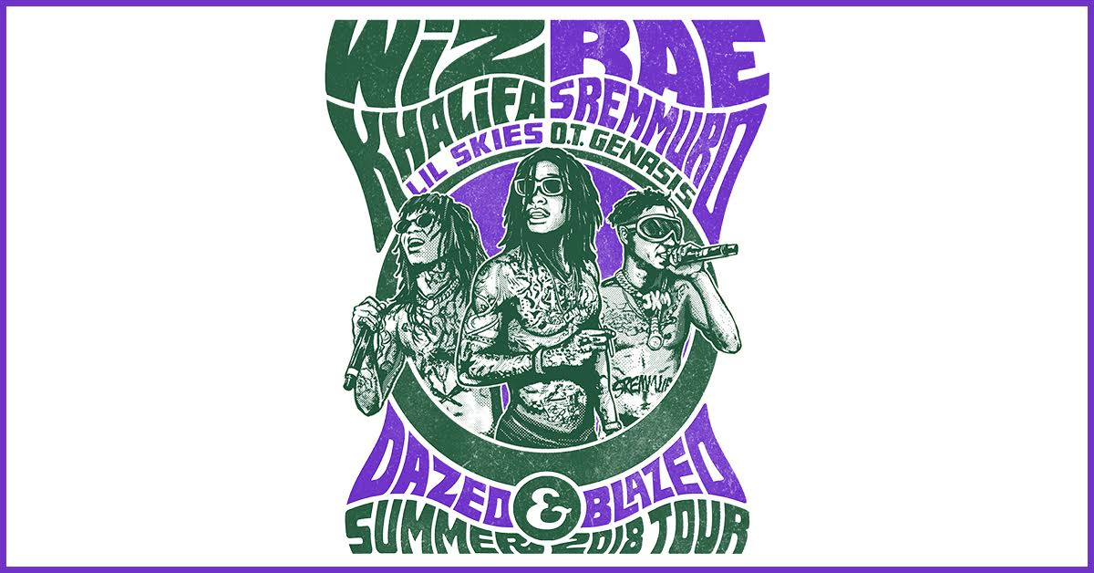 .@wizkhalifa and @RaeSremmurd announce summer tour. https://t.co/TBe4QoIq27 https://t.co/pLJFAhEn10