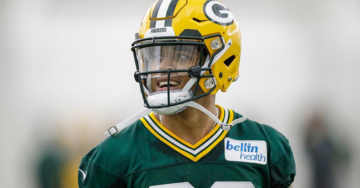 #Packers sign first-round draft pick @JaireAlexander   ✍️: https://t.co/m5w0q4R17y   #GoPackGo https://t.co/DM09tSRF0N