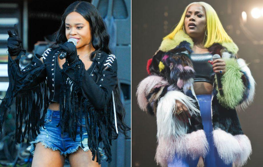 Azealia Banks clashes with Stefflon Don on Instagram after Cardi B feud https://t.co/dbX4rQMit4 https://t.co/xe0co5zvZE