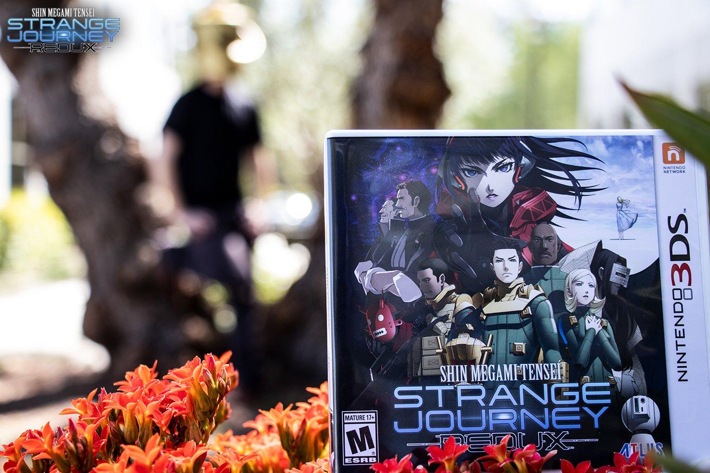 Shin Megami Tensei: Strange Journey Redux is now available! Grab your copy today at https://t.co/p19VicoNbx https://t.co/pgtSQZ2aOd