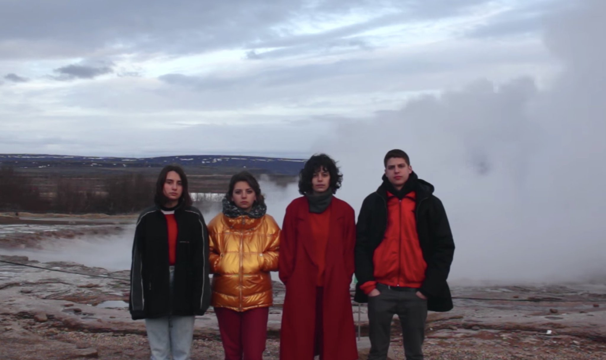 Barcelona punk band @OHMOURN share video for new song 'Fun At The Geysers' https://t.co/szy5C2PAfE https://t.co/2dv2EQzm7E