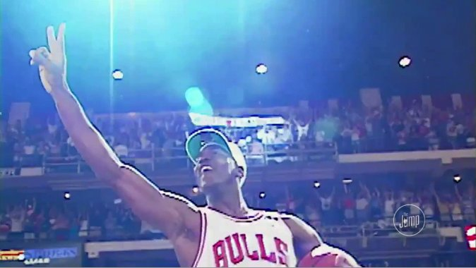 Michael. Jordan. The 90's Bulls. 10-part documentary.  Never-before-seen video and interviews.  I. Can't. Wait. https://t.co/zLGrGguedP