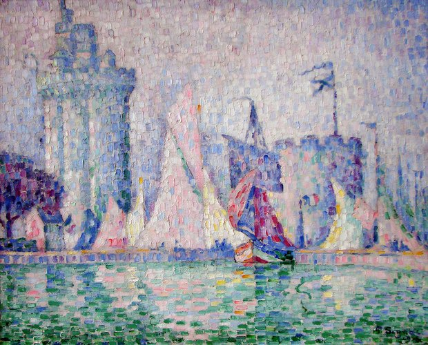RT @TeresaVeiga1: Paul Signac