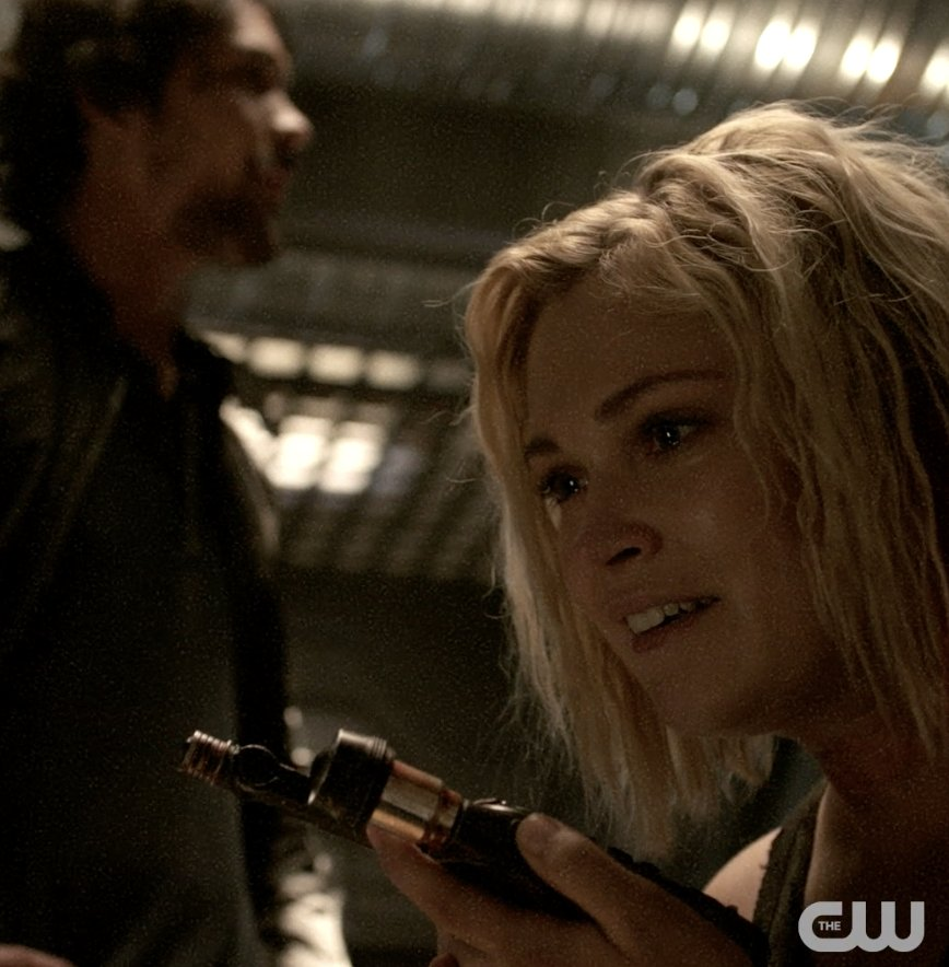 Nothing like finding out your friend is alive. Stream the latest episode: https://t.co/GW01wjvD0d #The100 https://t.co/oX8IqhmkPk