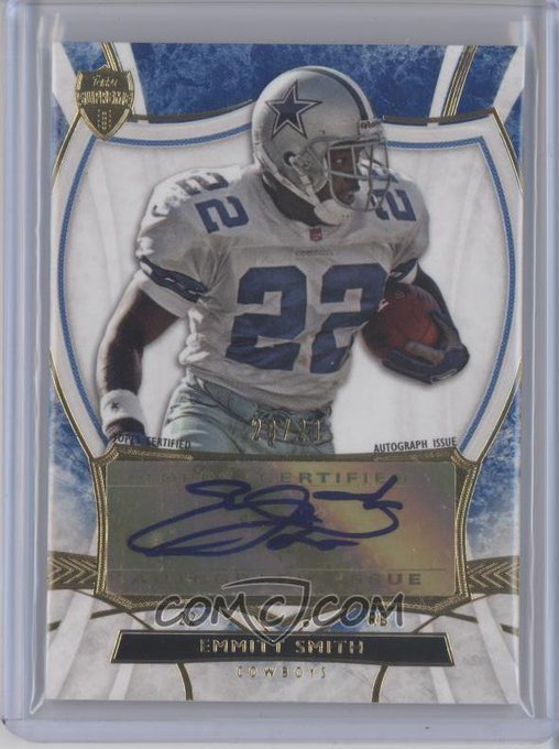 Happy 49th Birthday to 3-time rushing leader Emmitt Smith!