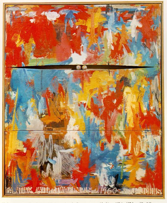Happy Birthday Jasper Johns!!