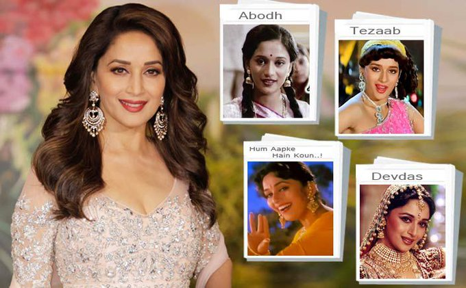 Happy Birthday Madhuri Dixit: From Mohini to Madhura; A journey to cherish forever!