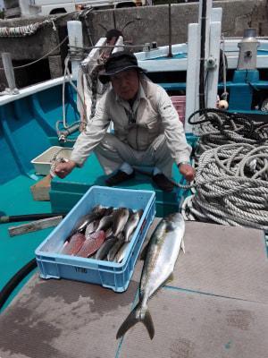 和歌山県中部 谷野丸  井上様の釣果 マアジ・イサキ釣り出船  https://t.co/kUzRWVINsi https://t.co/8v9x7xzf1s
