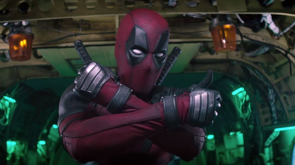 #Deadpool2 is set to take over multiplexes this weekend, giving #InfinityWar the boot https://t.co/1qXUwvEskJ https://t.co/qptY2DcdpK