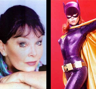 Happy Birthday, Yvonne Craig!