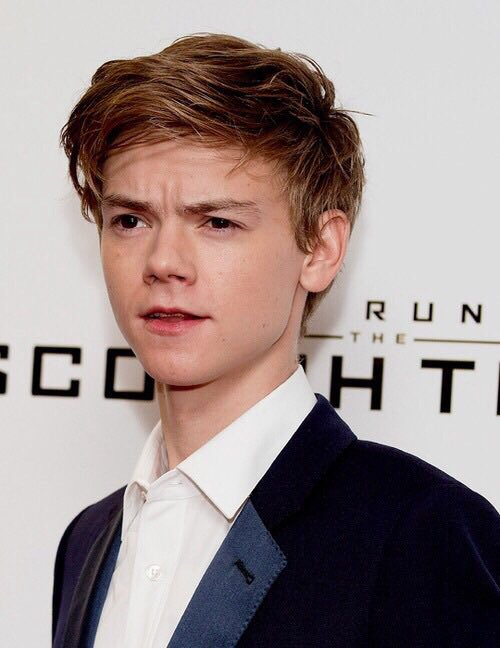 HAPPY BIRTHDAY TO THE LOVE OF MY LIFE : THOMAS BRODIE-SANGSTER